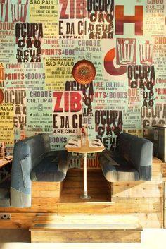 Cabana, London #restaurant #design