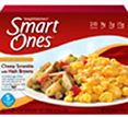 Smart Beginnings - Weight Watchers® Smart Ones® I'll have this one with a side of fruit and my coffee!! Gets me going and makes me feel like I am having a really expensive breakfast