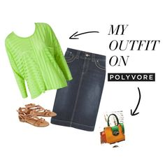 just another day, created by eanneanderson on Polyvore