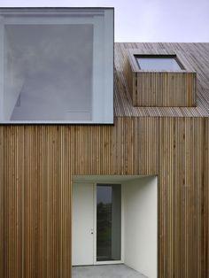 House Bierings Single family house by studio Rocha Tombal architecten windows