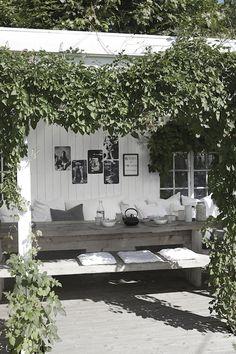 Designer Explains: Scandinavian Outdoor Spaces