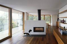 Moderne, innovative Luxus Interieur Ideen fürs Wohnzimmer - minimalistisch