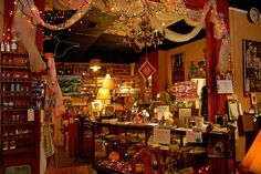 Kitchen Witch interior by Southern Foodways Alliance, via Flickr
