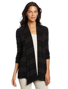 Three Dots Red Womens Open Cardigan Shirt Price check Go to amazon storeReviews Read