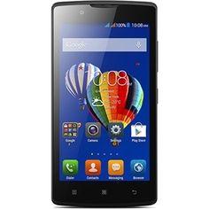 Смартфон LENOVO A2010 Dual Sim (black)