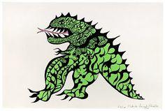 Niki de Saint Phalle - My Monster, 1968