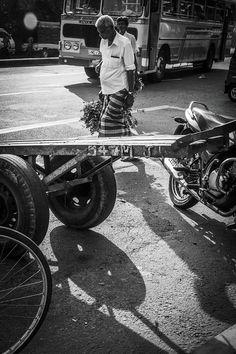 Sunday morning - Pettah, Sri Lanka, 2016