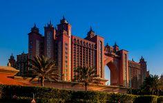 Atlantis hôtel, Dubaï (WATE)