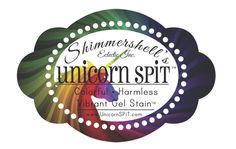 Introducing … Unicorn Spit Non-Toxic, Rainbow-Colored Gel Stain Now Available at All Things New Again | All Things New Again
