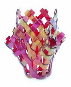 Fused Glass Art | Fused Glass Art, Fused Glass Plates, Vases, Spoon Rests, Bowls ...