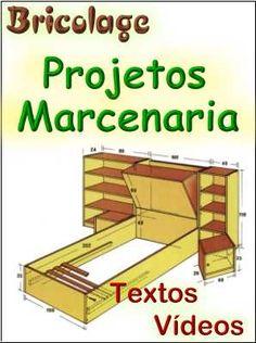 #Bricolage - Projetos de #Marcenaria #mpsnet #conhecimento www.mpsnet.net Pacote de projetos para você aprender detalhadamente a criar, projetar e fabricar móveis, brinquedos e acessórios para jardim. Veja em detalhes neste site http://www.mpsnet.net/loja/index.asp?loja=1&link=VerProduto&Produto=502