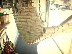 Rede de Bambu