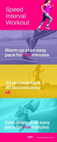 treadmill sprint intervals that don't suck Sprints On Treadmill, Sprint Intervals, Interval Running, Workout Warm Up, Hard Workout, Speed Training, Strength Training, Speed Workout, Dynamic Warm Up