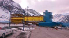 Portillo, Ski Center