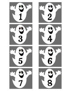 spokentelkaart 1-8