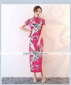 e16202aa841cd5 Cosplay Jurken Feestkostuum Potloodjurk A-lijn jurk Dames Uniformen    Chinese jurken Chinese stijl Festival