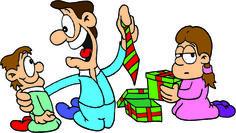 Cartoon Family | Cartoon Christmas FamilyLDS