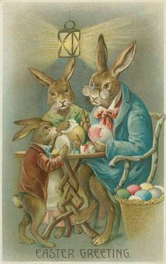 The Fascinating History Of The Easter Bunny