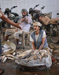 The Price of Fish, Yemen