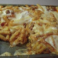 Amazing ziti recipe