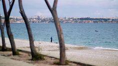 A Little Sketch - Konyaalti Beach