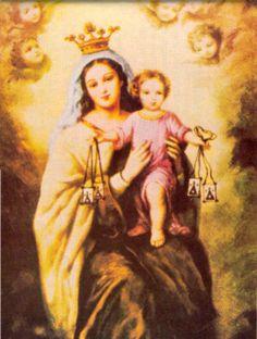 O Segredo do Rosário: Milagres do Escapulário de Nossa Senhora do Carmo....