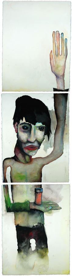 Hysterical parapalegic - Marilyn Manson