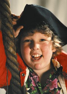 Chunk From The Goonies.