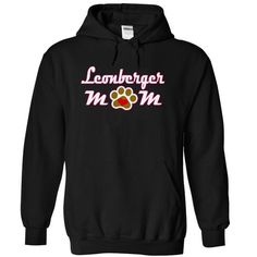 LEONBERGER mom love dog - #t shirts for sale #white hoodie mens. LIMITED TIME PRICE => https://www.sunfrog.com/LifeStyle/LEONBERGER-mom-love-dog-9951-Black-15953508-Hoodie.html?id=60505
