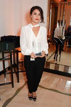 Jessie Ware in Miu Miu - Harper's Bazaar Women of the Year Awards 2014