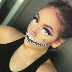 This is a new modern Twist on the Cheshire Cat