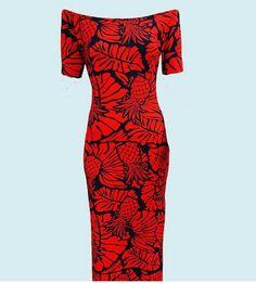 Samoan design Island Wear, Island Outfit, New Dress Pattern, Dress Patterns, Samoan Patterns, Samoan Dress, Samoan Designs, Island Style Clothing, Hawaii Dress