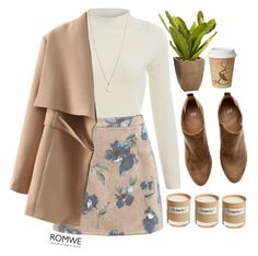 """""""#Romwe"""" by credentovideos ❤ liked on Polyvore featuring Olfactive Studio, Pier 1 Imports, H&M and Minor Obsessions"""