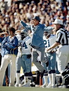 Tom Landry, Dallas Cowboys