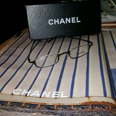 Authentic new Chanel Frames This listing is for new frames only they are ready for your prescription or sunglass lenses! No case new frames only CHANEL Accessories Glasses