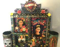 Im Angebot Frida Kahlo Themenabende mexikanischen von TheVirginRose