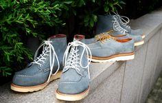slate blue shoes.  love them.