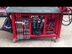 Welding Table Build - YouTube