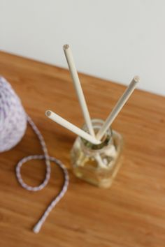 Household Tips and Tricks | How to make your own reed diffusers with essential oils