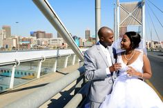 @ Nelson Mandela Bridge
