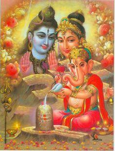 Shakti   Shiva Shakti Kritam Ganadhisha Stotram Lyrics   Divine Brahmanda