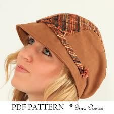 hat patterns to sew - Google Search