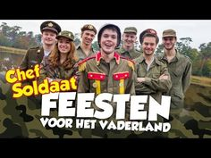 Chef Soldaat - Feesten voor het Vaderland (Carnaval 2016) - YouTube