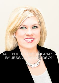 Client Head Shot for their portfolio!  #commercialphotography #headshot #jadenveephotography