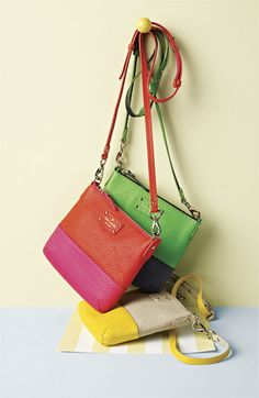 Crossbody Crush: @kate spade new york #livecolorfully