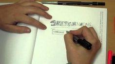 Visual learner? Try #sketchnoting!