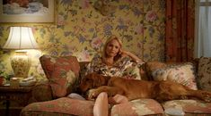 Olive Snook's Apartment, Pushing Daisies.  Production Design by Michael Wylie, Art Direction by Kenneth J. Creber, Set Decoration by Halina Siwolop.