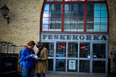 Seafood and fish at Feskekörka, Gothenburg, Sweden - Swedish Food Photography by Lola Akinmade Åkerström