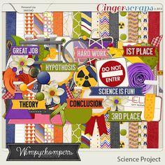 School Parade- Science Project