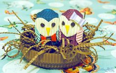 Check out our printable template on how to make the birds in this birds nest paper craft